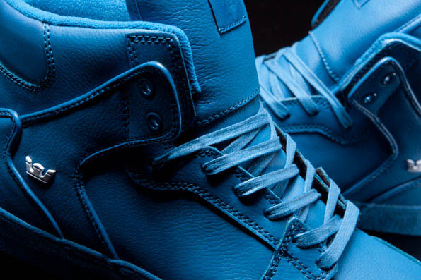 SUPRA Action Pack Vaider Shoes Blue (1)