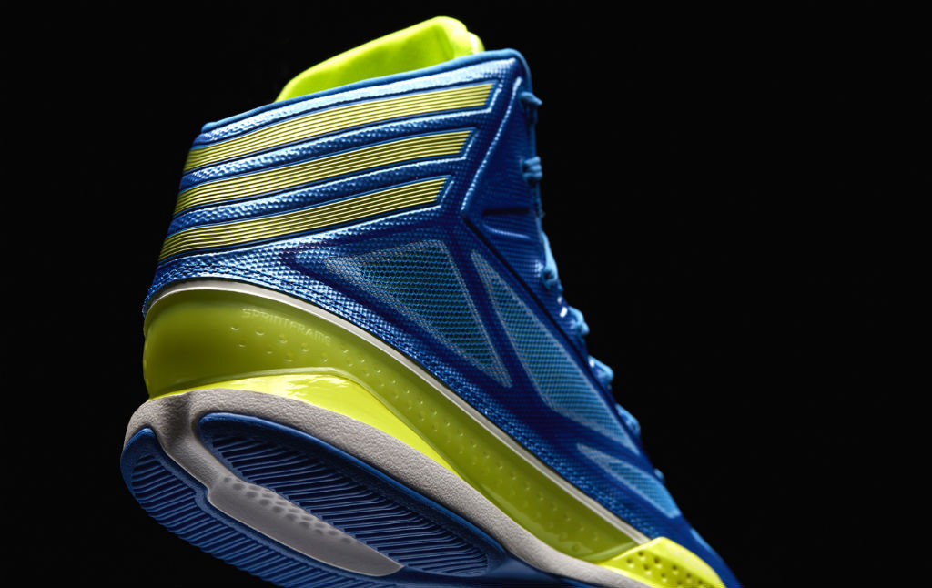 adidas adizero Crazy Light 3 Blue Electricity White G66521 (4)
