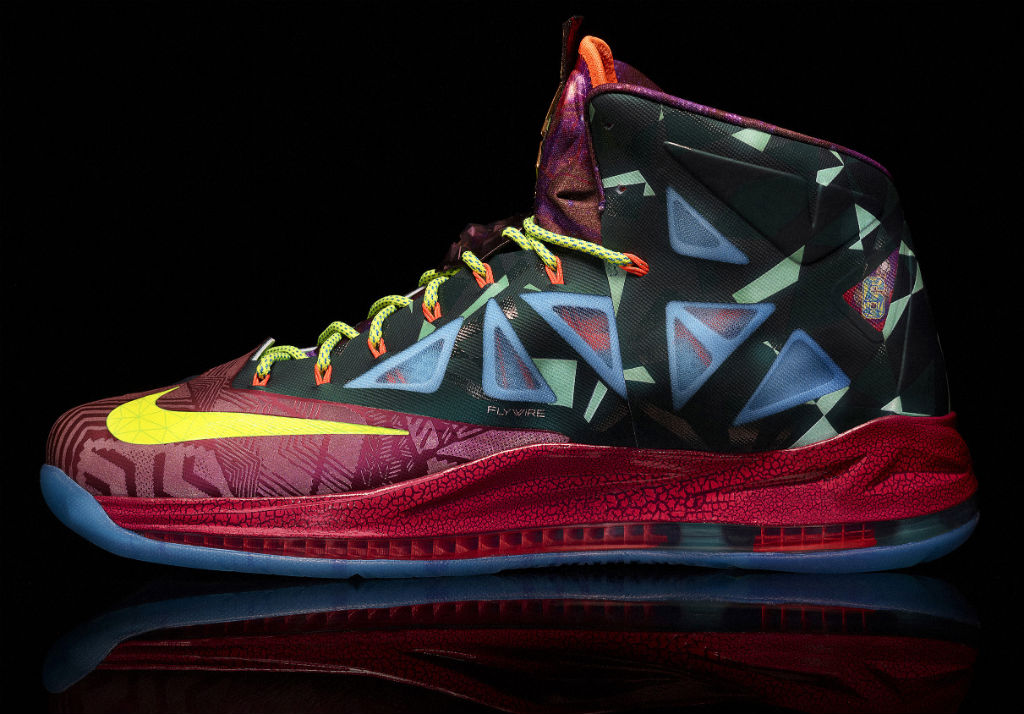 designer fashion 093fe 70f98 Nike LeBron X 10 What the MVP (2)