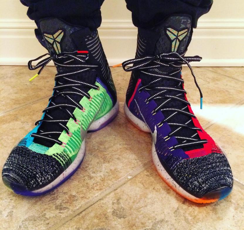 Get A Detailed Look At  U0026 39 What The U0026 39  Nike Kobe 10s