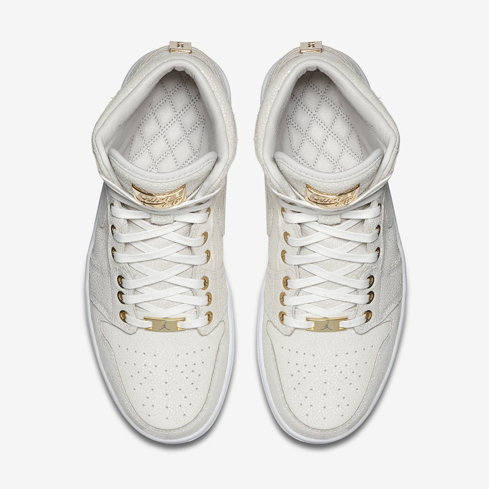 Air Jordan 1 Pinnacle White