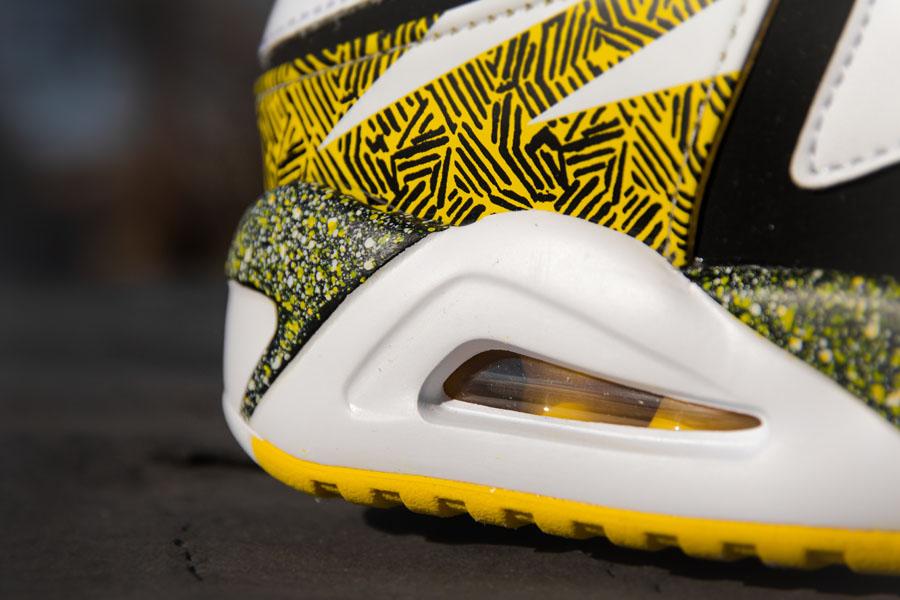 Nike Huarache Yellow Tour