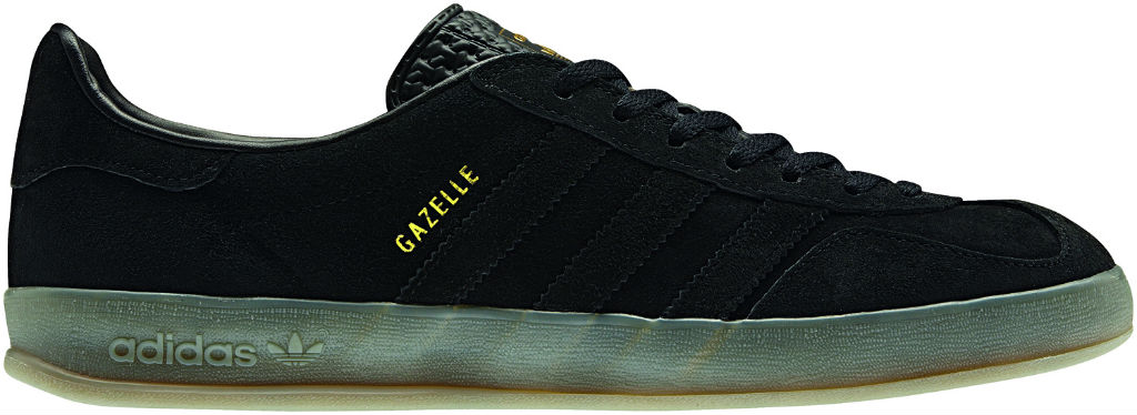 adidas Originals Gazelle Indoor Pack Spring Summer 2013 Black Q23098 (1)