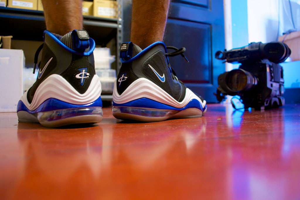 azmodeuz6 in the 'Orlando' Nike Air Penny V 5