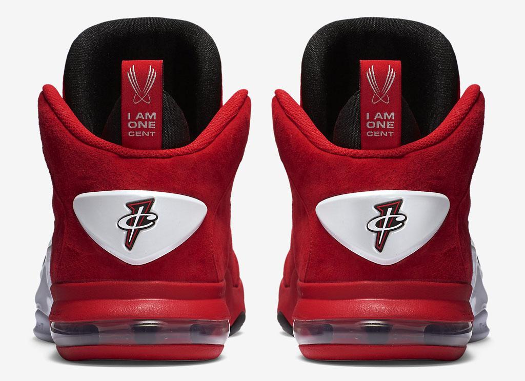 Nike Penny 6 University Red 749629-600 (5) cc45f271b6