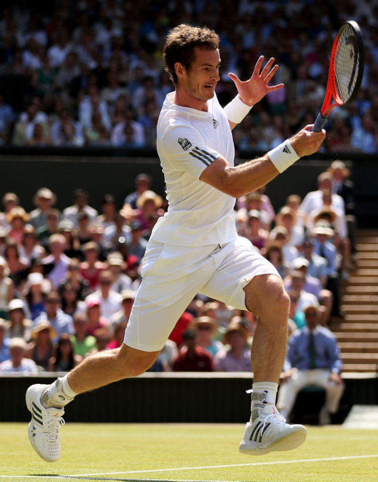 Andy Murray Wins Wimbledon In The adidas Barricade 7.0 (1)