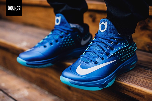 a4608e5fa5f Images via Bouncin. by Brendan Dunne. The Nike KD 7 Elite will ...