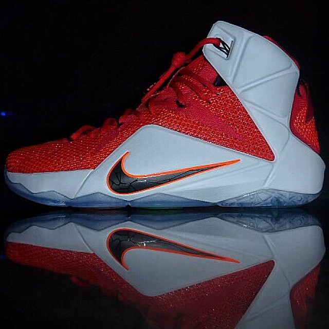 DJ Clark Kent Picks Up Nike LeBron 12 Heart of a Lion