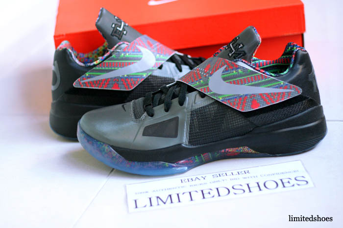 Nike Zoom KD IV - Black History Month | Sole CollectorBlack History Month Kd 4