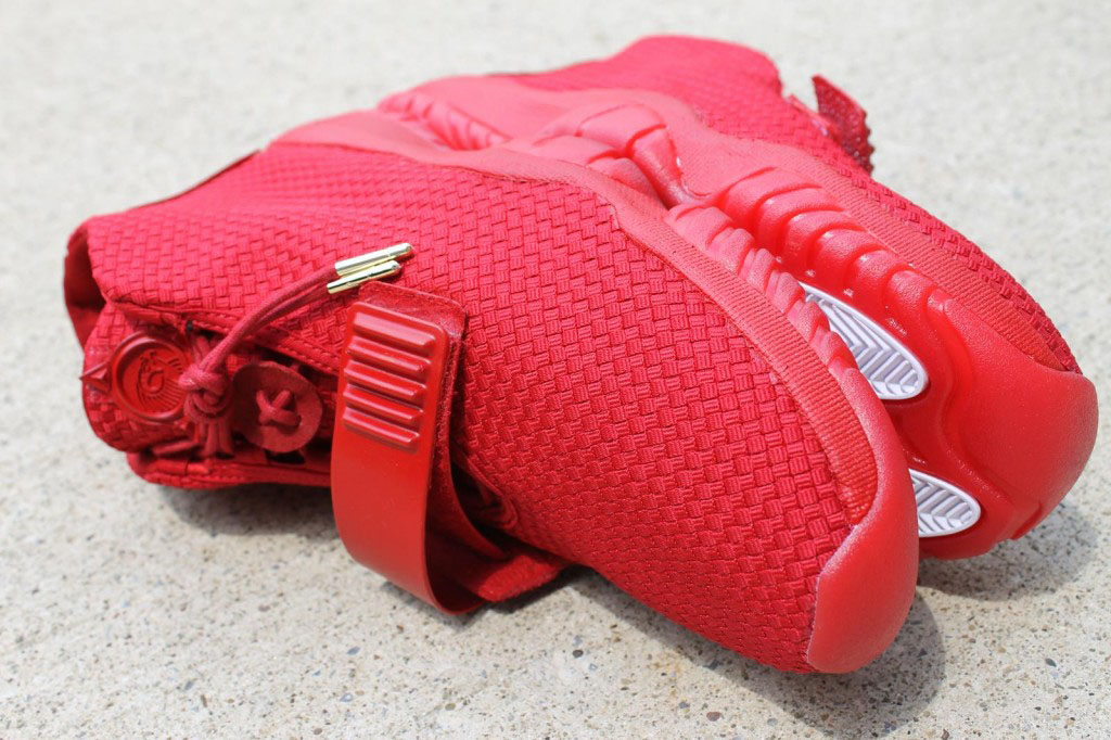Air Jordan Future x Nike Air Yeezy 2 'Red October' by Aristat26 (1)
