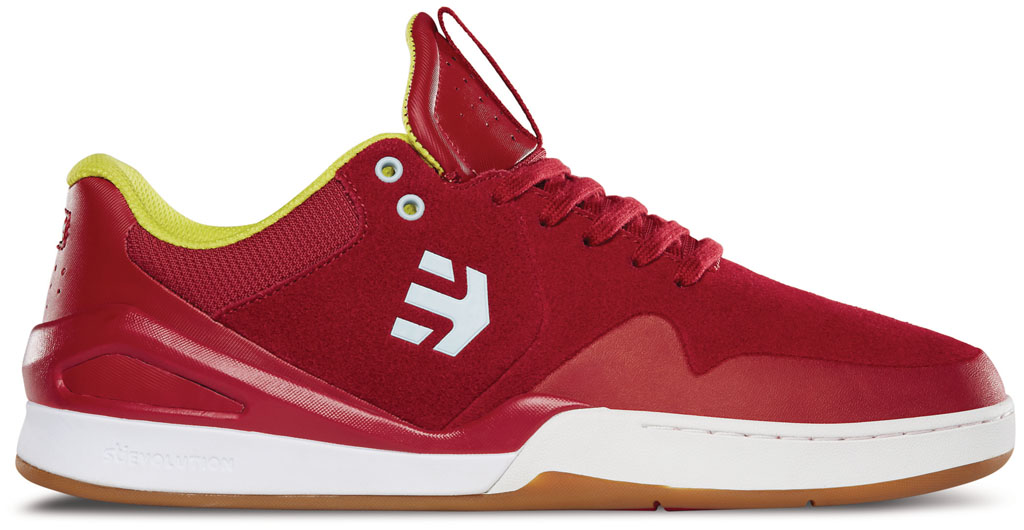 etnies Marana E-Elite Red/Yellow