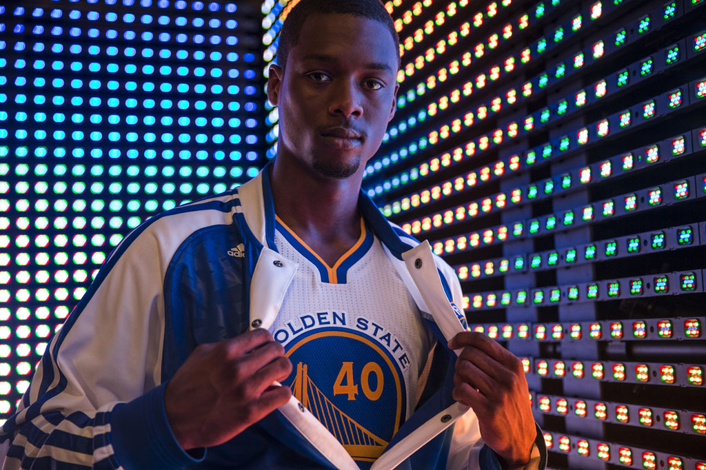 adidas 2013-2014 NBA On-Court Collection // Harrison Barnes (1)