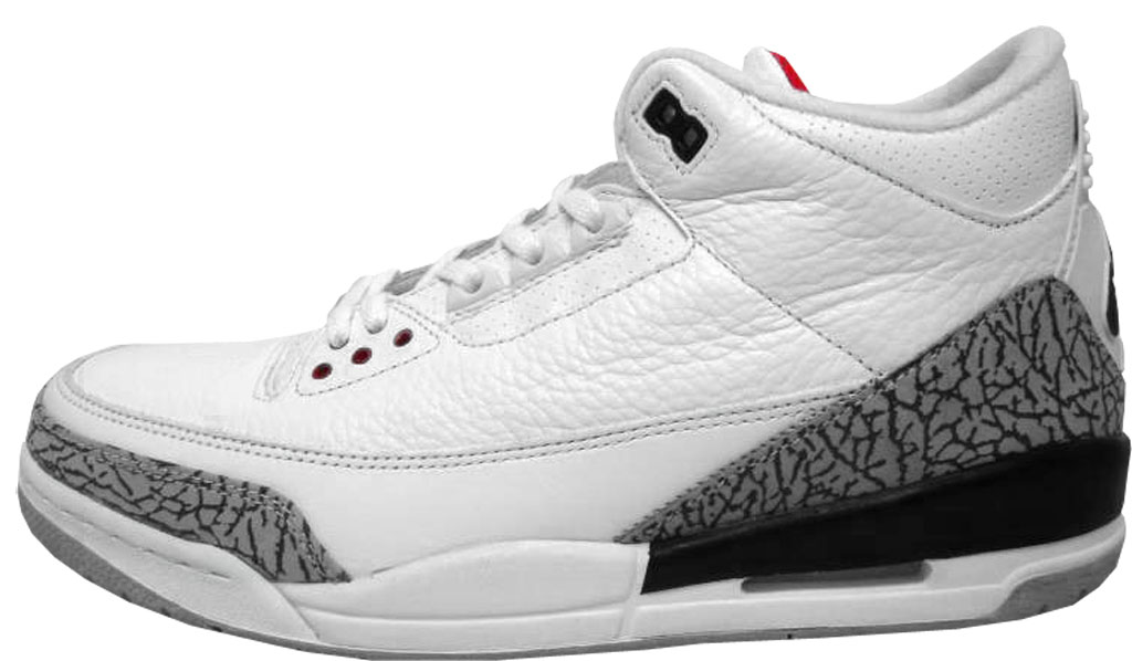 4de4270b12c Air Jordan 3  The Definitive Guide to Colorways