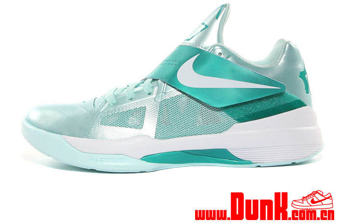 Nike Zoom KD IV Easter Mint Candy 473679-301 (1)