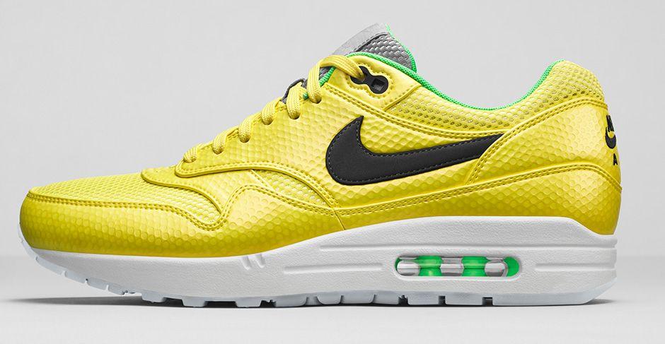 new concept 6e811 588f8 Nike Air Max 1 FB Mercurial Pack Vibrant Yellow