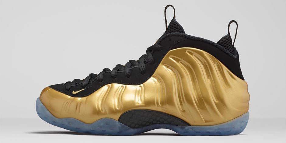 Nike Air Foamposite One Gold 314996-700 (2)