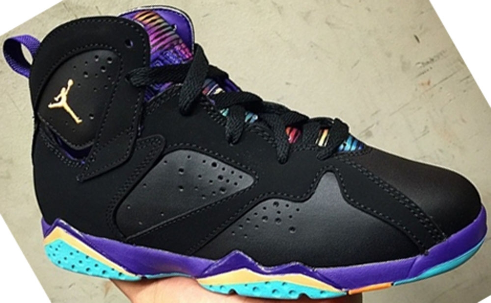 air jordan 7 retro blue and purple