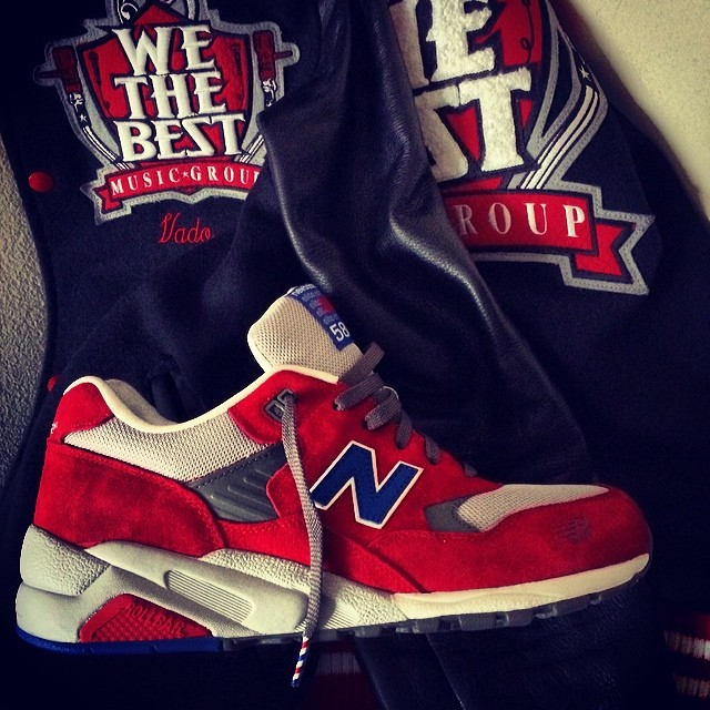 Vado Picks Up New Balance 580 Barbershop Pack