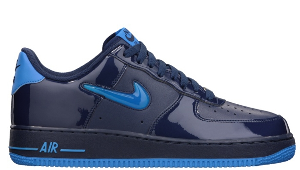 online retailer fe210 24dfc ... Nike Air Force 1 Low Midnight NavyPhoto Blue ...