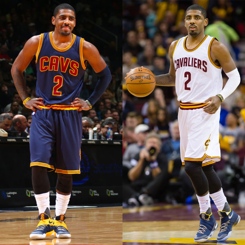#SoleWatch NBA Power Ranking for January 10: Kyrie Irving