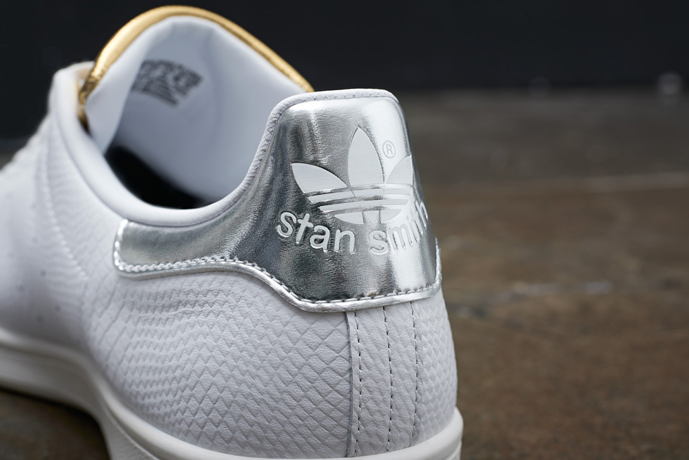 buy online 5674e c8792 ... adidas Stan Smiths Shining for Summer ...