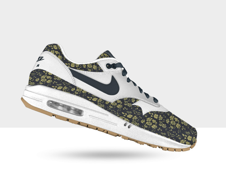 huge discount 953e5 65650 Nike Air Max 1 Premium Liberty iD - Men s and Women s   Sole Collector