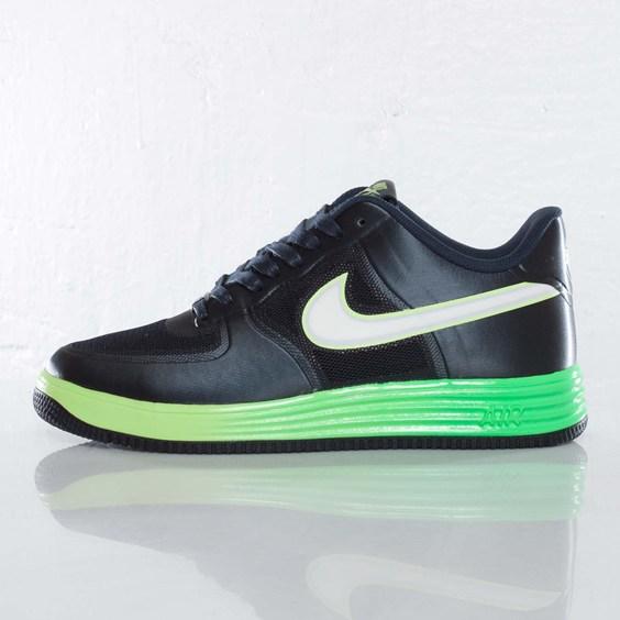 Nike Lunar Force 1 Fuse NRG White