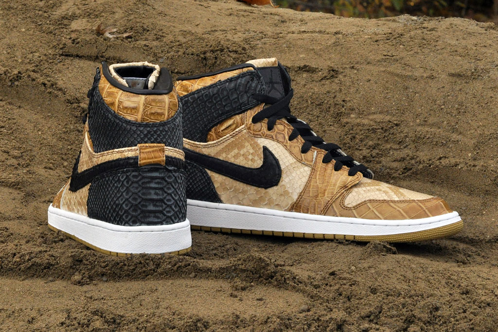 Air Jordan 1 Desert Storm by JBF Customs (2)