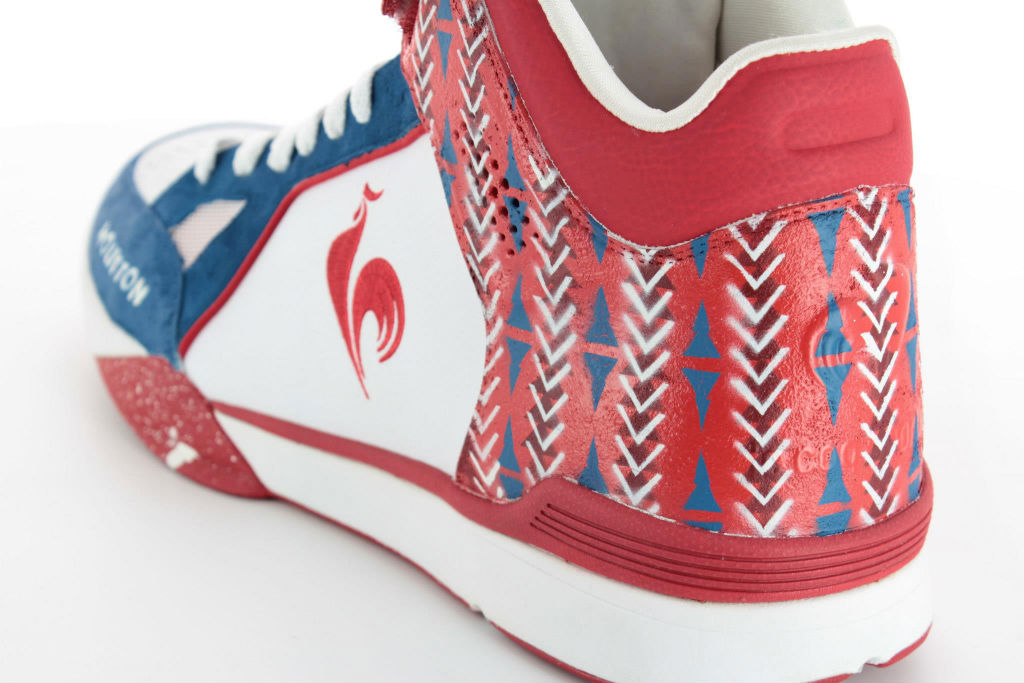 Le Coq Sportif Joakim Noah 3.0 All-Star (5)