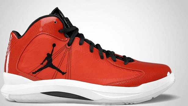 Jordan Aero Flight Team Orange/Black-White