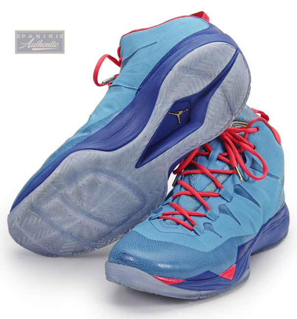 Blake Griffin's Game-Worn Jordan Super.Fly 2 All-Star (9)