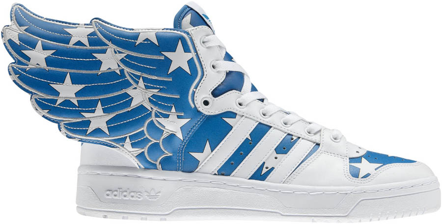 adidas Oriignals by Jeremy Scott - Spring/Summer 2012 - JS Wings 2.0 Flag V24619 (1)
