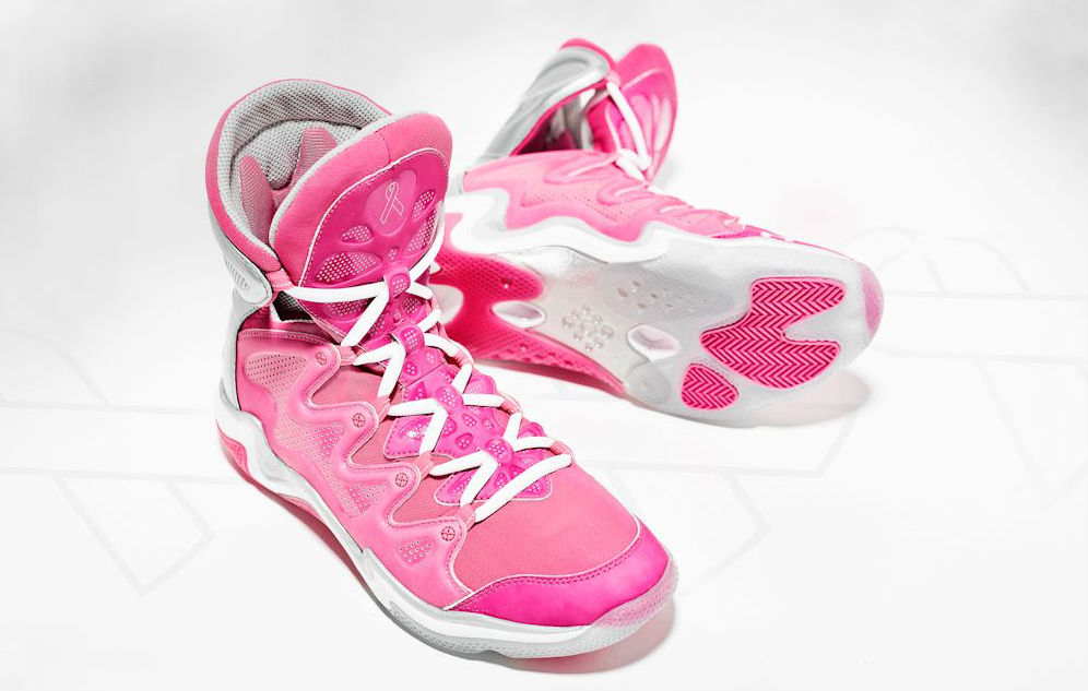 Under Armour Charge BB - Breast Cancer Awareness (1)