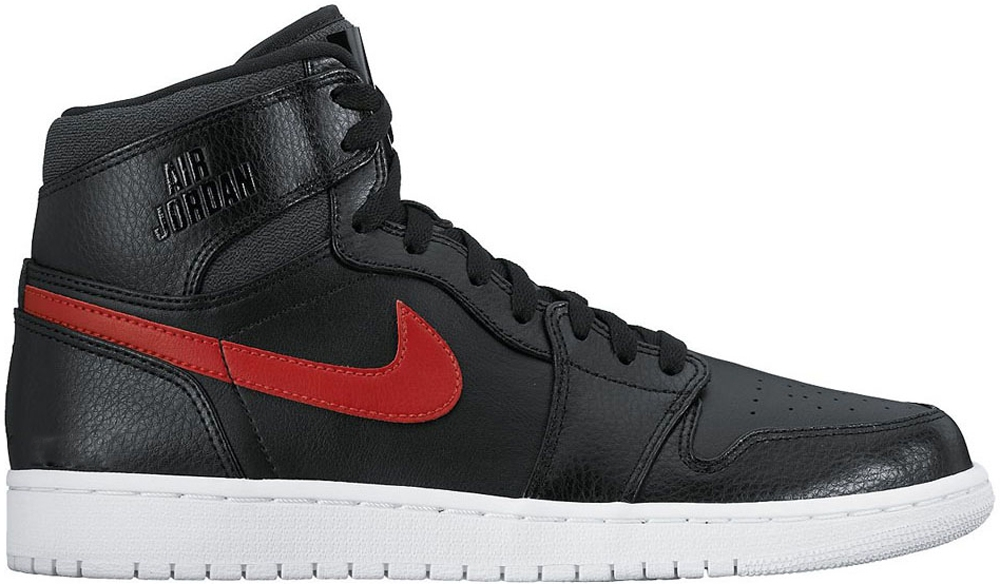 Air Jordan 1 Retro High Black/Varsity Red-White