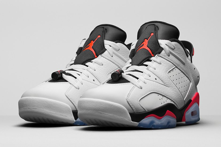 2d61dafbb566 How to Buy the  Infrared  Air Jordan 6 Low on Nikestore
