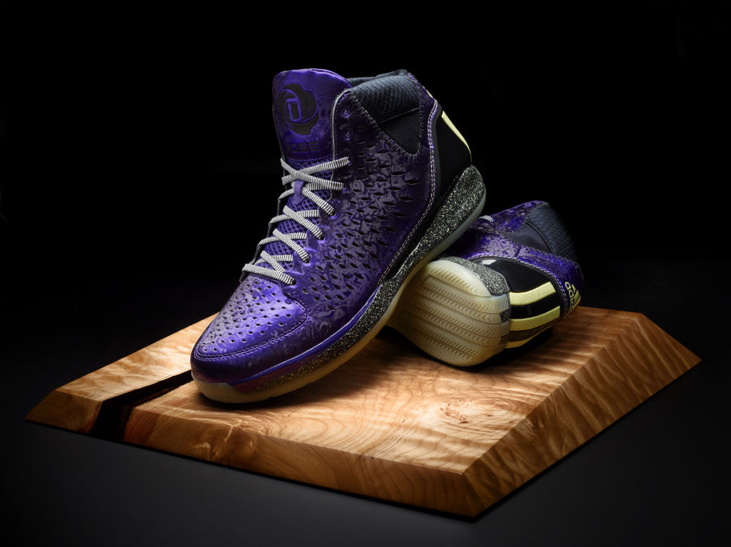 Poll // Best Christmas Day Signature Shoe - adidas Rose 3 Nightmare Before Christmas