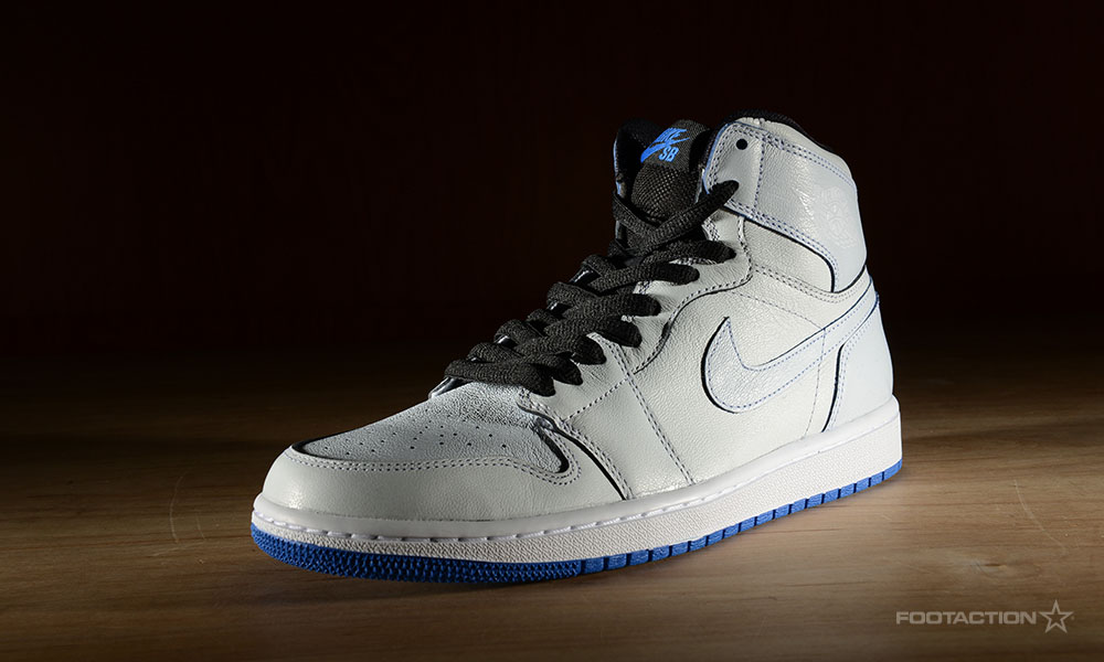 Lance Mountain x Nike SB Air Jordan 1 White (4)