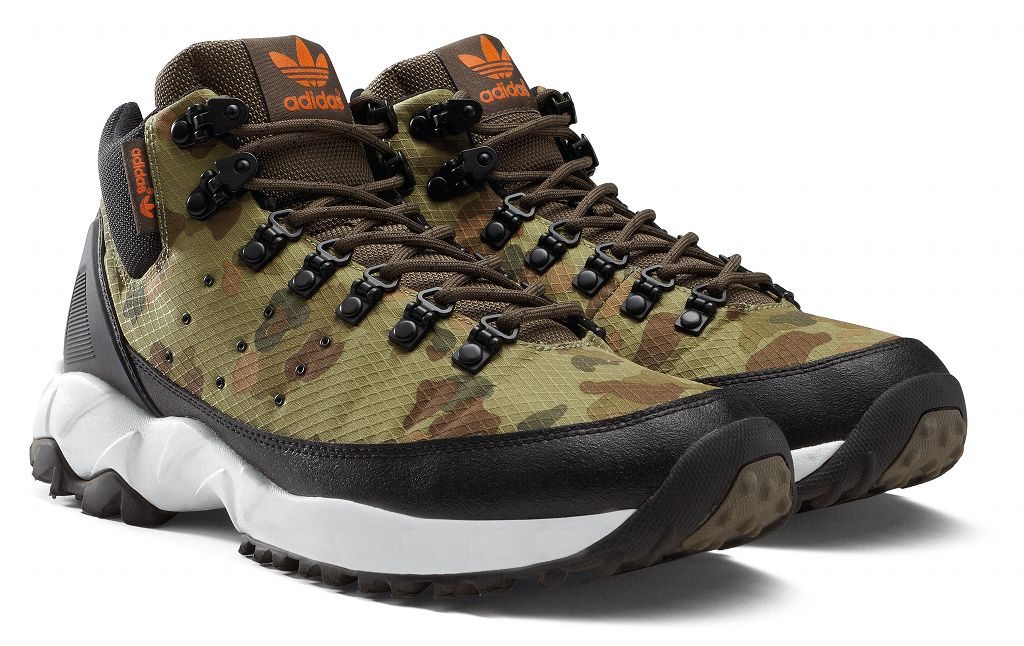 adidas Originals Torsion Trail Pack - Fall/Winter '13 Camo (2)