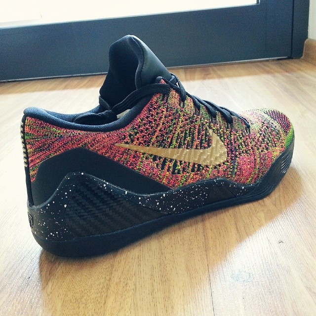 473238aa4ef 24 Awesome NIKEiD Kobe 9 Elite Low Designs Shared on Instagram ...