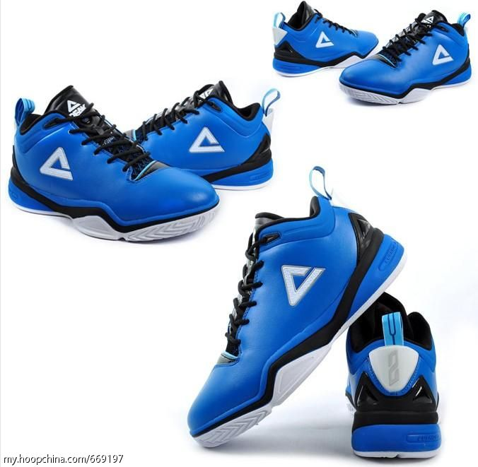 PEAK Jason Kidd 4 Blue