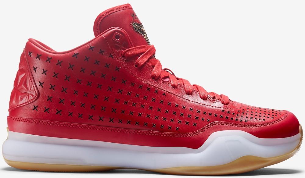 Nike Kobe X Mid EXT University Red/Metallic Gold