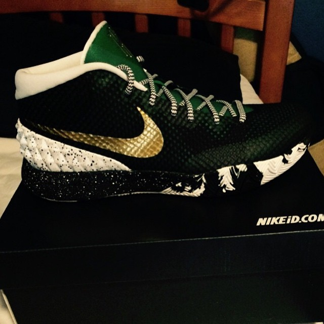 promo code 97965 4b31f 30 Awesome NIKEiD Kyrie 1 Designs on Instagram (10)