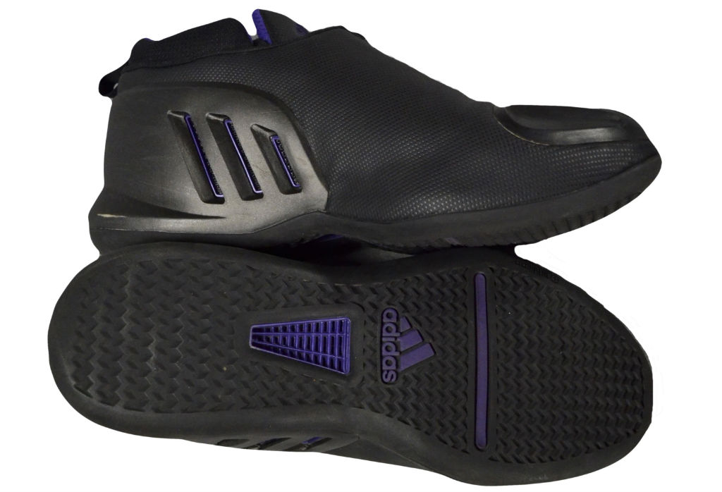 low priced 0bcb6 6ed28 adidas Kobe III 3 Black Purple Sample (2)