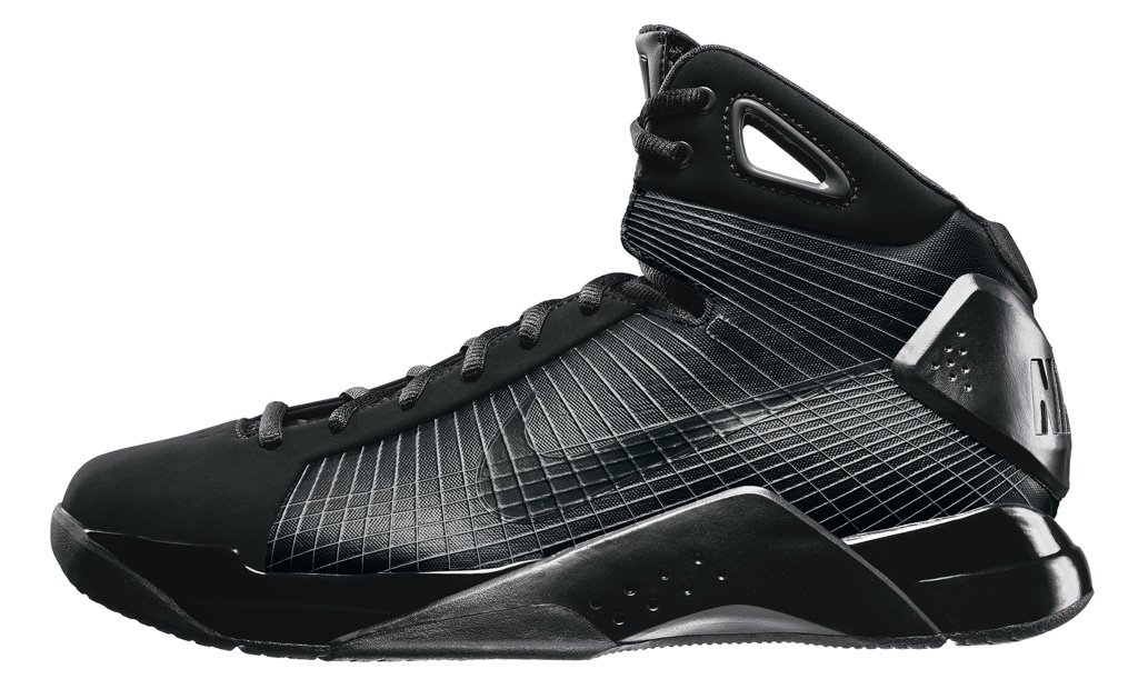 the best attitude e4e97 188a9 Nike Hyperdunk Black