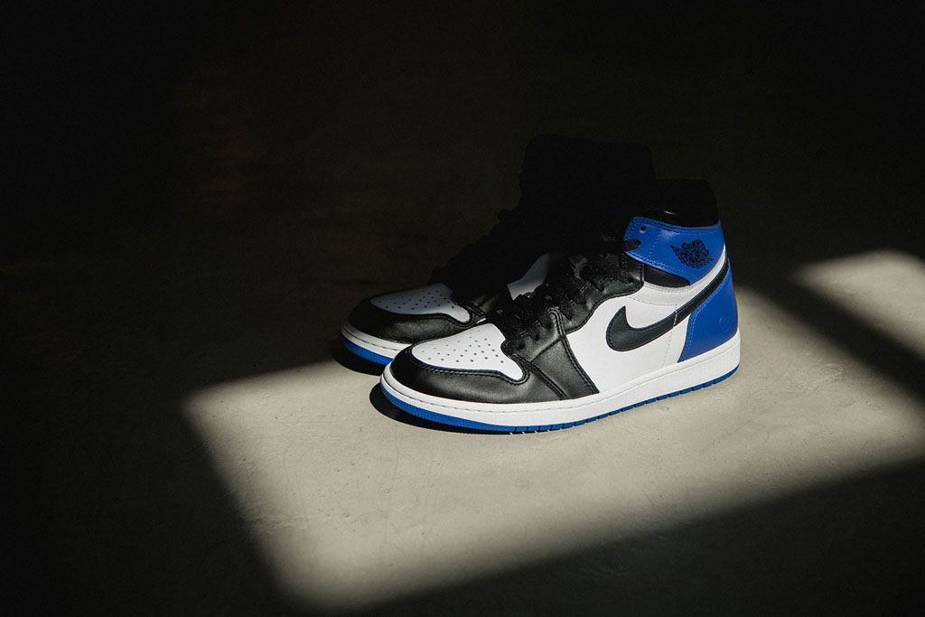 fragment design x Air Jordan 1 (1)