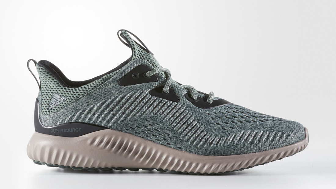 adidas AlphaBounce EM Green Sole Collector Release Date Roundup