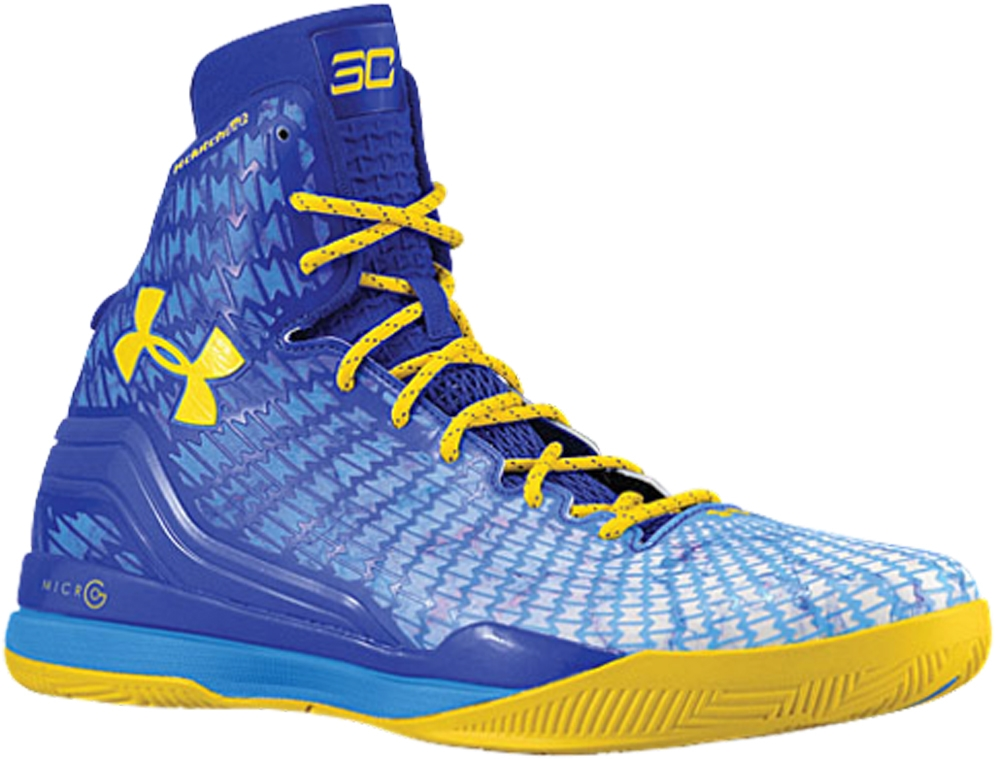 Under Armour Micro G Clutchfit Drive Blue/Royal-Taxi