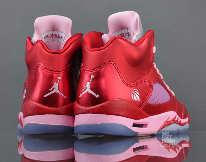"Air Jordan 5 Retro GS ""Valentine"