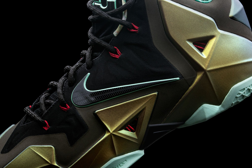 Nike LeBron XI 11 King's Pride Official (5)
