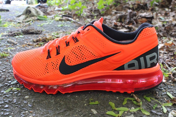 huge selection of 9824b 291fe Nike Air Max+ 2013 - Total Crimson
